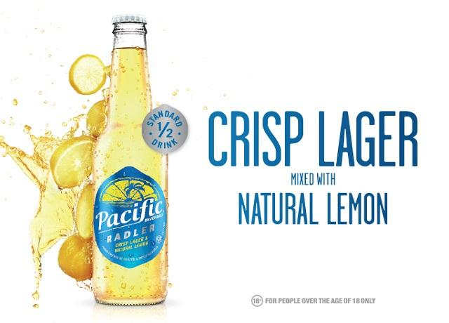 Pacific Beverages Radler