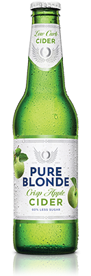 Pure Blonde Crisp Apple Cider